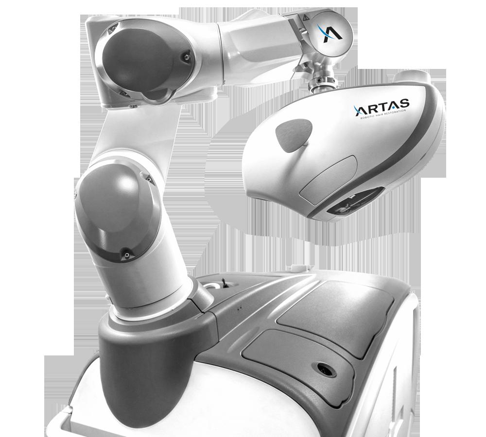ARTAS Robotic Hair Transplantation robot